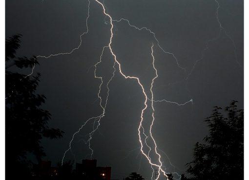 Погода псується: на Чернігів насувається дощ та гроза