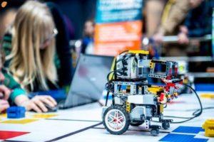 Міжнародний фестиваль з робототехніки SiverTechfest